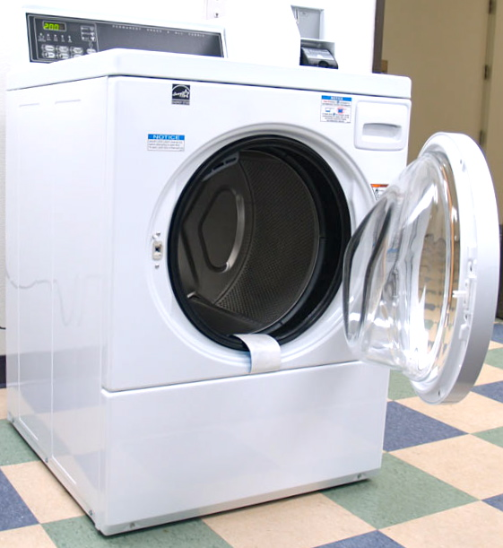 Sellers of Speed Queen washers and dryers